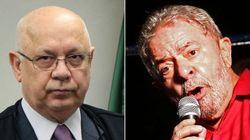 Teori aponta provas que mostram relação de Lula com Esteves para silenciar