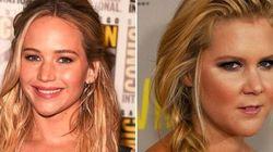 Divas! Jennifer Lawrence e Amy Schumer estão escrevendo comédia