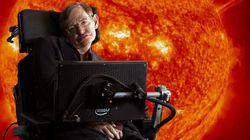 Stephen Hawking: 'Se você sente que está num buraco negro, não desista. Há uma
