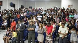 Fui a culto evangélico ouvir jovens sobre maioridade penal e me