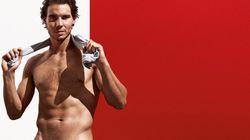 ASSISTA: Rafael Nadal faz strip-tease ousado em comercial de
