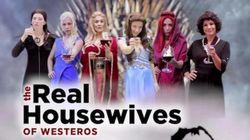 ASSISTA: Alguém resolveu juntar 'Game Of Thrones' com 'The Real