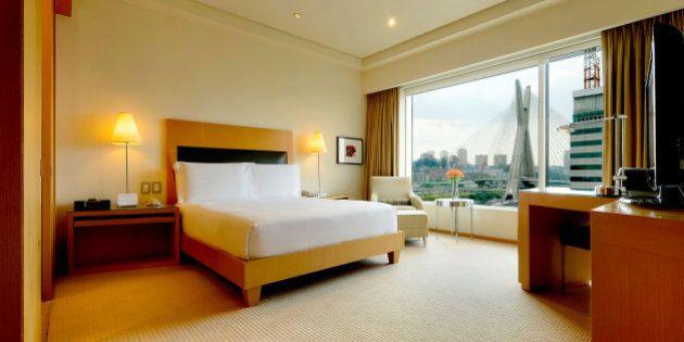 Os 10 melhores quartos de hotéis no Brasil para ter uma boa noite de