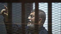 Ex-presidente do Egito é condenado à