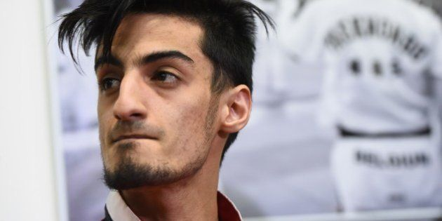 Belgian Taekwondo athlete Mourad Laachraoui, younger brother of Brussels attacks suspect Najim Laachraoui,...