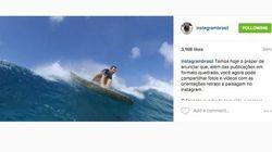 Instagram habilita publicação de fotos em formato retrato e