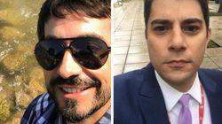 Evaristo Costa e Fábio de Melo combinam 'podrão' no Twitter e a internet fica