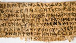 Papiro que diz que Jesus tinha esposa é autêntico, afirmam