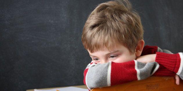 A escola tem papel fundamental na saúde mental de uma