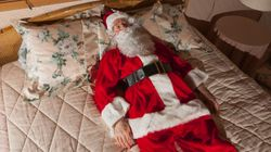 Crise no Natal: Até Papai Noel perde emprego no