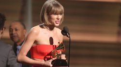 'Mulheres, não deixem que te menosprezem', diz Taylor Swift no