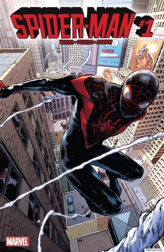 Homem-Aranha negro e latino, Miles Morales tem sua própria revista
