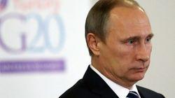 Putin diz que países do G20 financiam o Estado