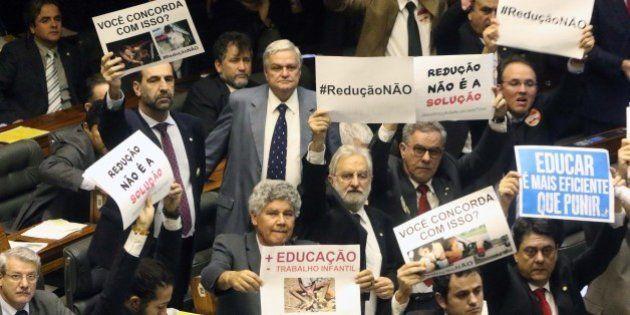 Cunha vincula alterações no ECA à votação da PEC da maioridade penal no