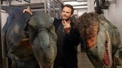 ASSISTA: Astro de 'Jurassic World', Chris Pratt leva susto em pegadinha com
