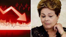 Economia brasileira cai 1,9% no 2º tri e País entra em