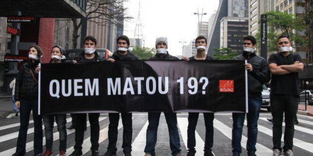 Chacina na Grande São Paulo: Ato 'Quem matou 19?' lembra as vítimas dos assassinatos e pede apoio do