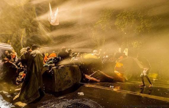 Na Fiesp, acampamento liberado. Na rua de Temer, ação da PM. Por que tanta