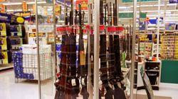 Walmart vai parar de vender fuzis e outras armas nos