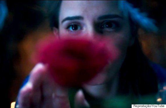 Pare tudo que está fazendo: Saiu o primeiro trailer de 'A Bela e a Fera' com Emma Watson