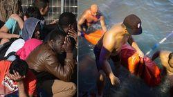 Grécia resgata mais de 600 imigrantes do mar, em botes
