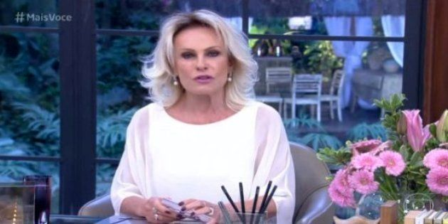 Ana Maria Braga quebra silêncio da Globo e manifesta apoio a Ana