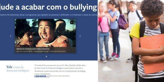 Facebook lança plataforma de prevenção ao bullying no