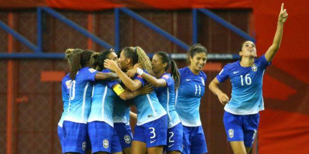 Copa do Mundo Feminina: Seleção brasileira enfrenta a Costa Rica nesta