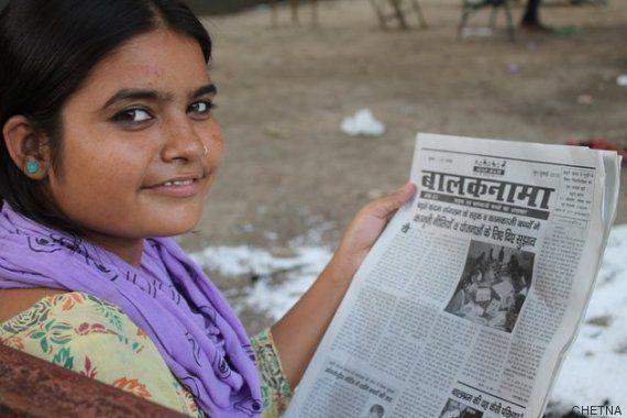 Na Índia, adolescentes que vivem na rua criaram o próprio