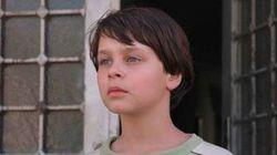 O garotinho de 'Ano Em Que Meus Pais Saíram de Férias'
