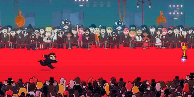 Ajude Leonardo DiCaprio a ganhar um Oscar no game 'Leo's Red Carpet
