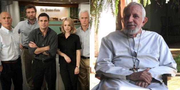 Condenado por abuso sexual, padre brasileiro quer processar os produtores de