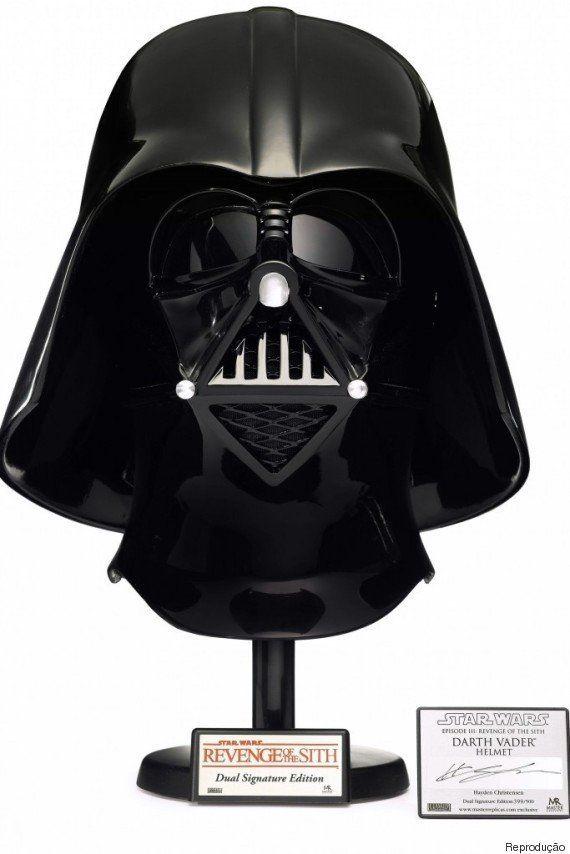 Leilão com mais de 600 colecionáveis de Star Wars quer arrecadar R$ 1