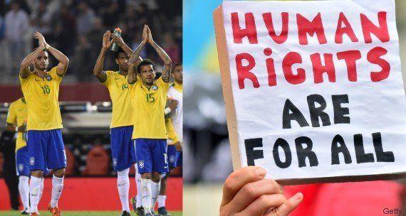 Após escolher Qatar e Rússia como sedes, Fifa se compromete a levar direitos humanos a