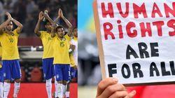 Após escolher Qatar e Rússia, Fifa promete priorizar direitos humanos nas