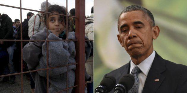 Obama critica 'histeria' nos Estados Unidos por chegada de