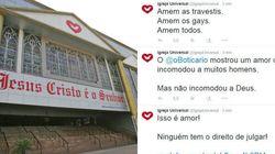 Twitter da Igreja Universal é invadido e espalha mensagens a favor dos