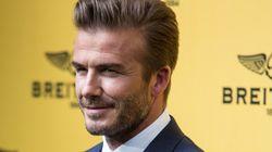 David Beckham: 'Não me sinto como uma pessoa