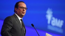 'Não cedam ao medo', pede Hollande aos