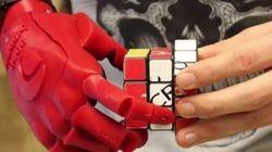 Impressora 3d faz próteses robotizadas em menos de
