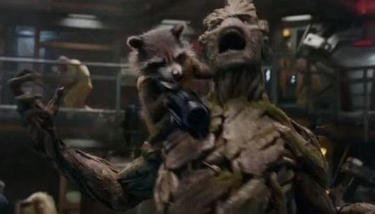 'Eu sou Groot!' Começam as filmagens de 'Guardiões da Galáxia Vol. 2' e aqui está a primeira