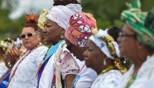 19 imagens que mostram a força e a grandeza da 1ª Marcha das Mulheres Negras no