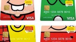 Polêmica: Turma da Mônica e Visa lançam cartão de mesada para