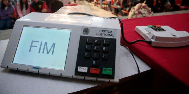 Voto impresso passa a valer em 2018 para checagem de eleitor e auditoria em caso de