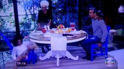 ASSISTA: Mônica Iozzi cai em pegadinha ao vivo de Ana Maria
