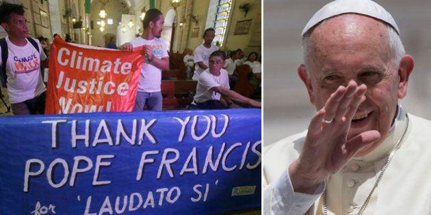 Papa Francisco faz primeiro documento papal em defesa do meio ambiente e pede ações rápidas das