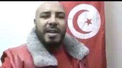 Alors qu'il vient d'épouser la fille de l'ex-président déchu: Une ancienne vidéo de K2rhym demandant à Ben Ali de dégager fai...