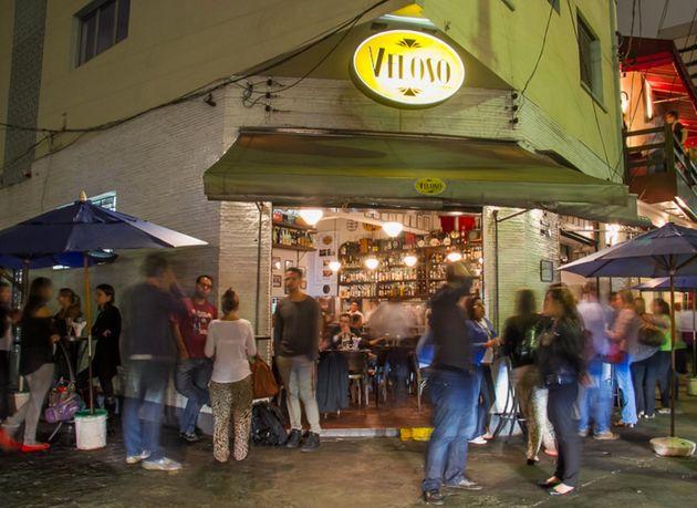 Os 5 bares de São Paulo mais visitados por usuários de