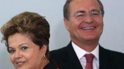 Renan Calheiros quis negociar impeachment de Dilma com o