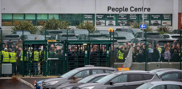 Cuts At Jaguar Land Rover Could Be The Canary In The Brexit Coal